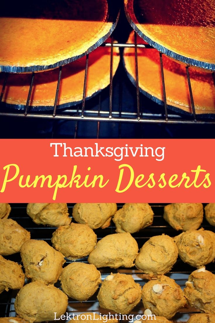 There are so many uses for those leftover pumpkins, like Thanksgiving pumpkin desserts that will taste amazing and fresh.