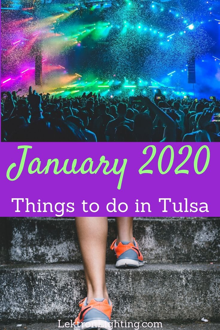 Head out on the town and enjoy one or all of the best January 2020 things to do in Tulsa with your fellow community members, family, and friends.