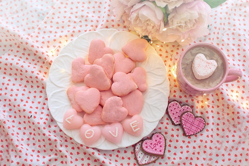 The best Valentine's Day recipes will help you share your love with whomever you'd like, family members, friends, significant others, anyone.