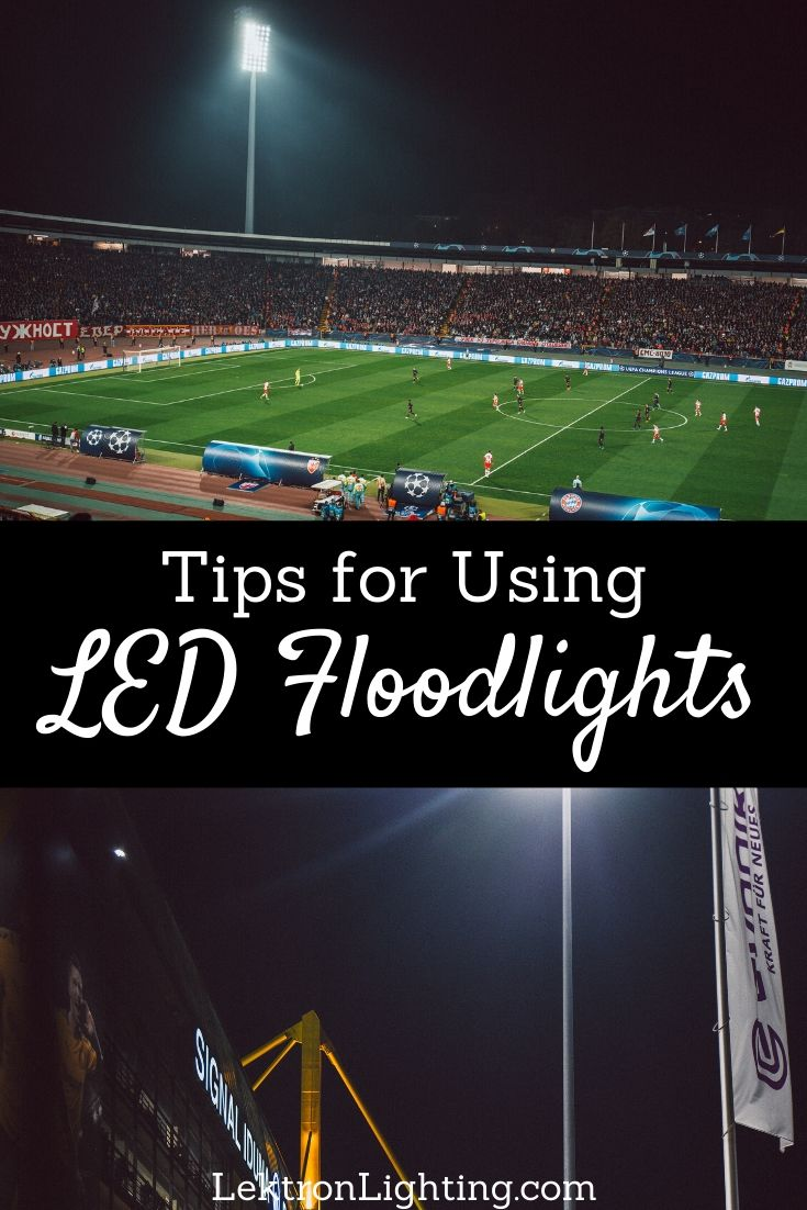 Grab your Morris Flat Panel LED floodlights and put them to good use with the most important flood light tips you can find.