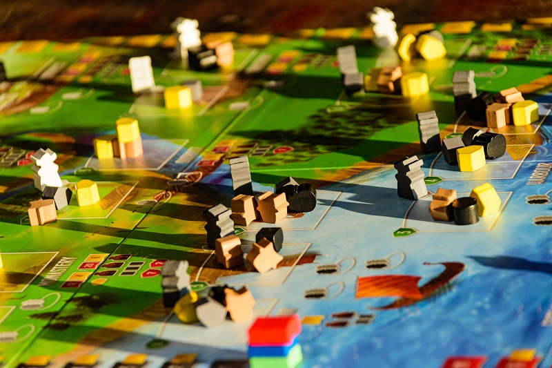 10 Board Games to Play with Your Kids