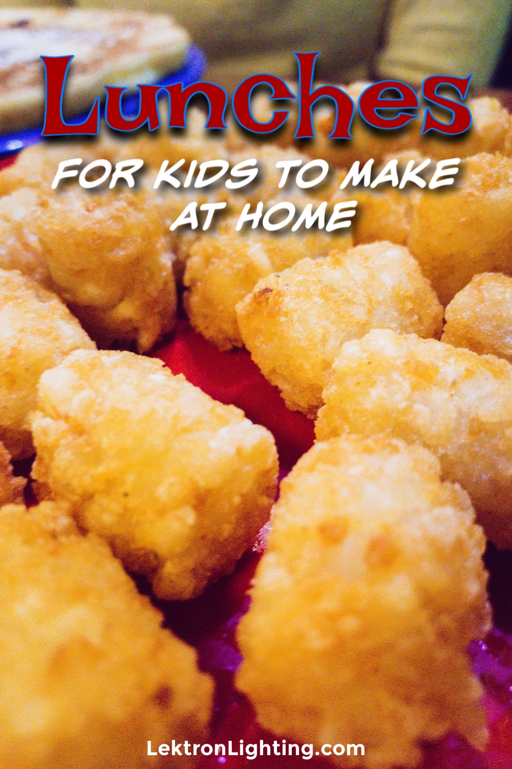 Making easy lunches for kids is never an issue but finding lunches kids can make on their own is an entirely different story.
