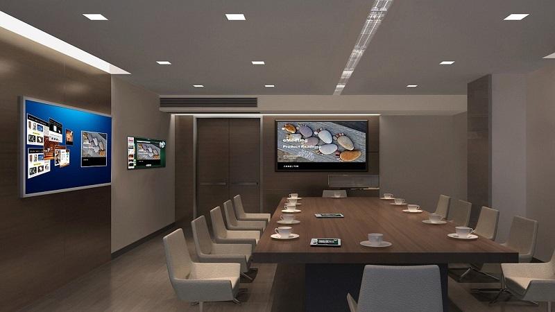 What is an LED Lighting Panel Meeting Room with Small LED Lighting Panels