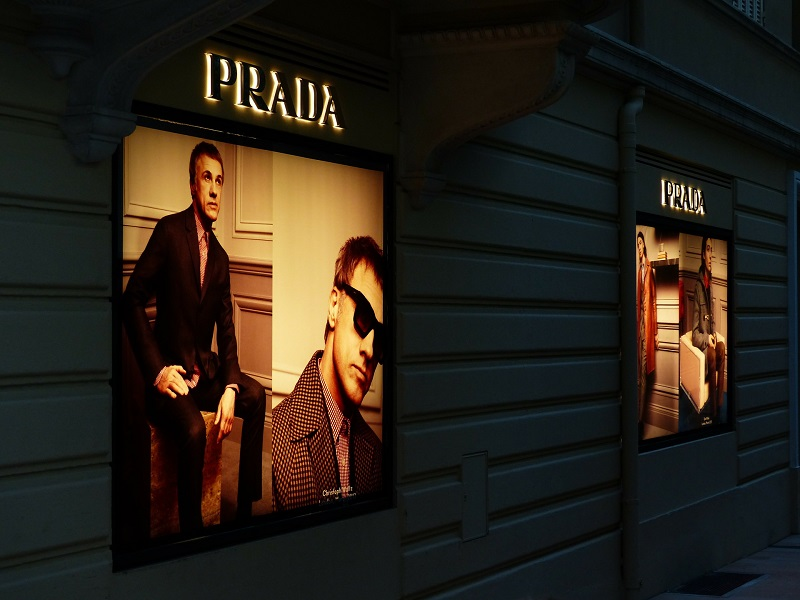 LED Outdoor Sign Ideas Backlit Posters