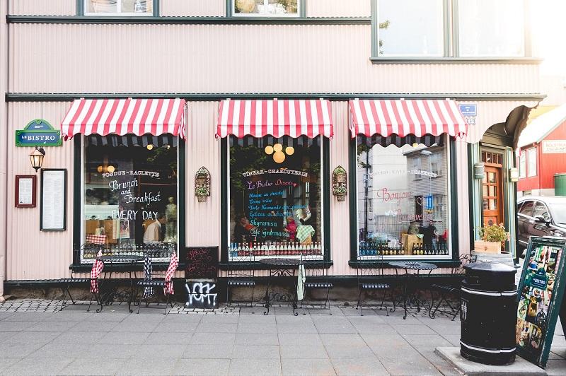 LED Lighting Strip Tips for Store Windows Restaurant Storefront