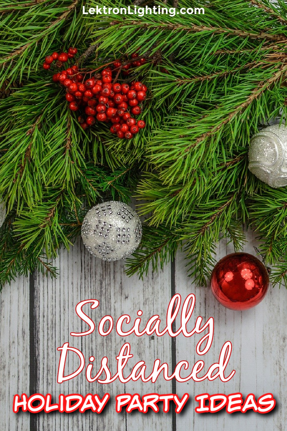 The parties may need to be different, but we can utilize socially distanced holiday party ideas for your business.