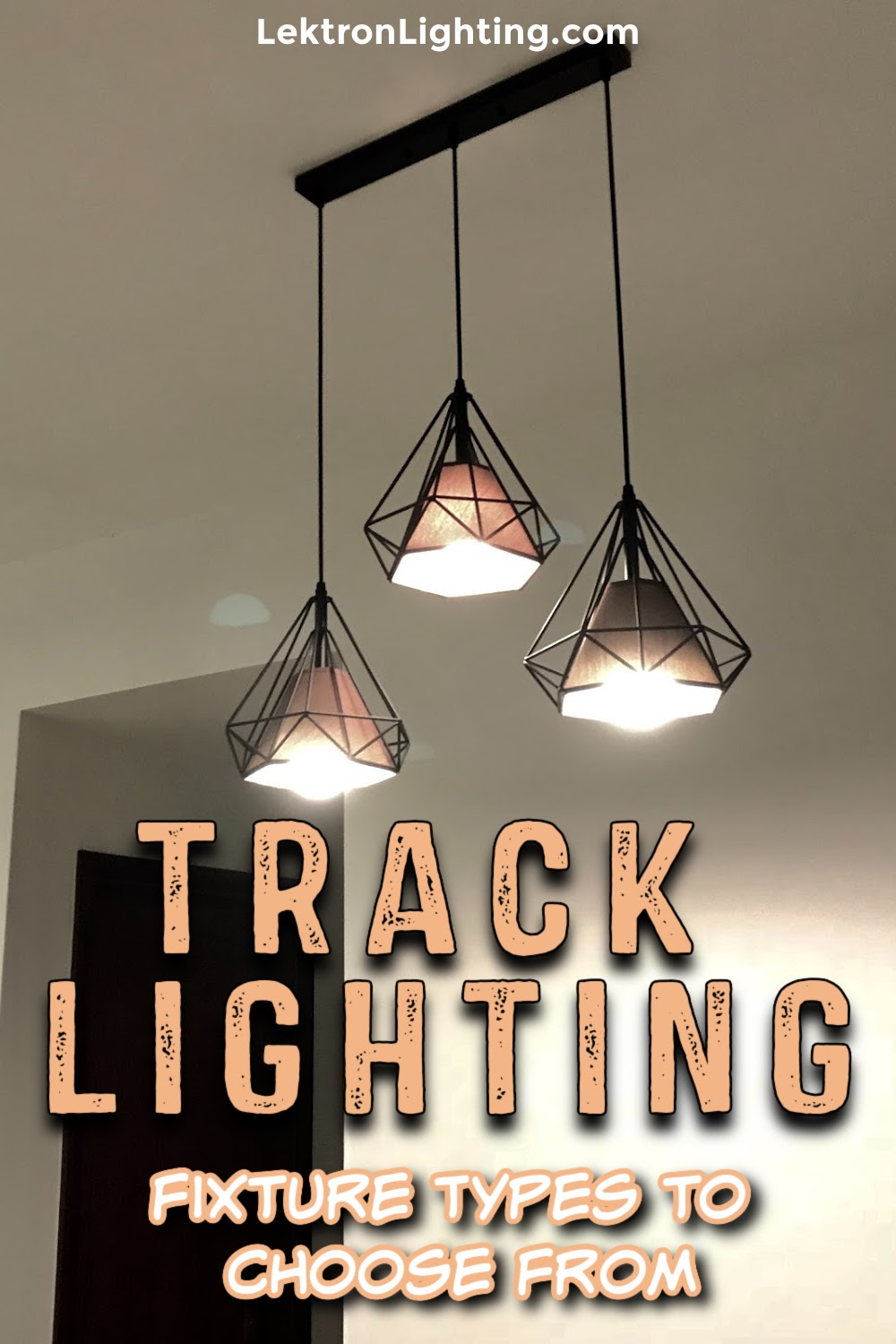 You can utilize the different track lighting fixture types to create the perfect lighting scape in your store, at your warehouse, or in your office.