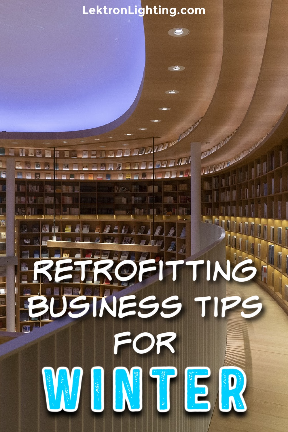 Winter retrofitting tips for business can help make sure you do not get in over your head during the worst time of year to be in over your head.