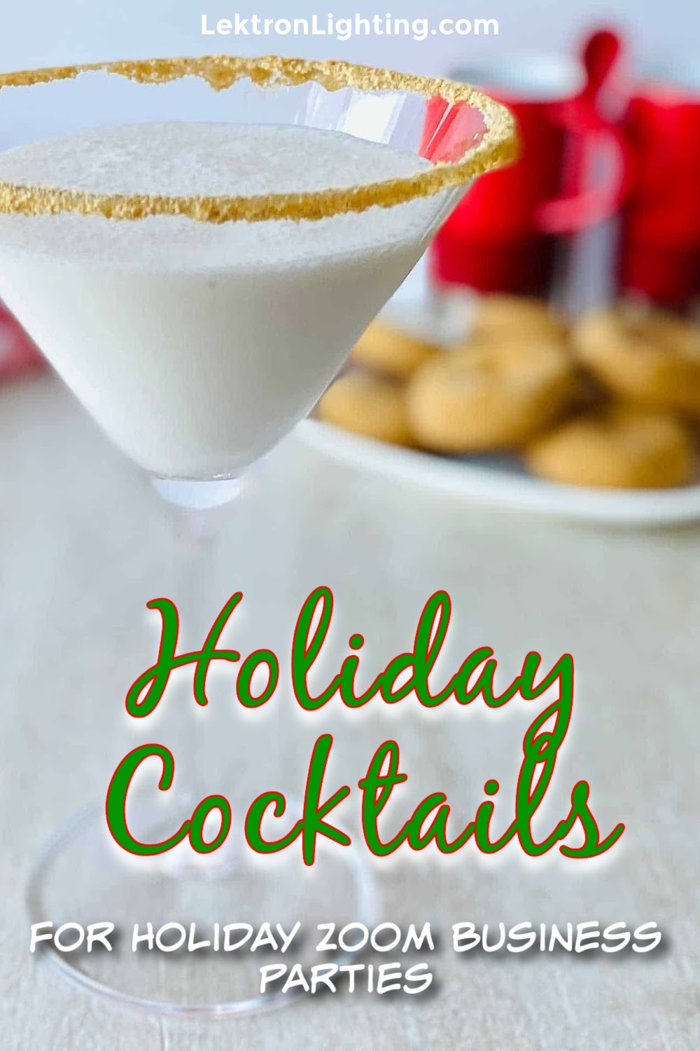 The best holiday cocktails for a zoom business party can help get everyone in the spirit of the holiday season in the best ways possible.