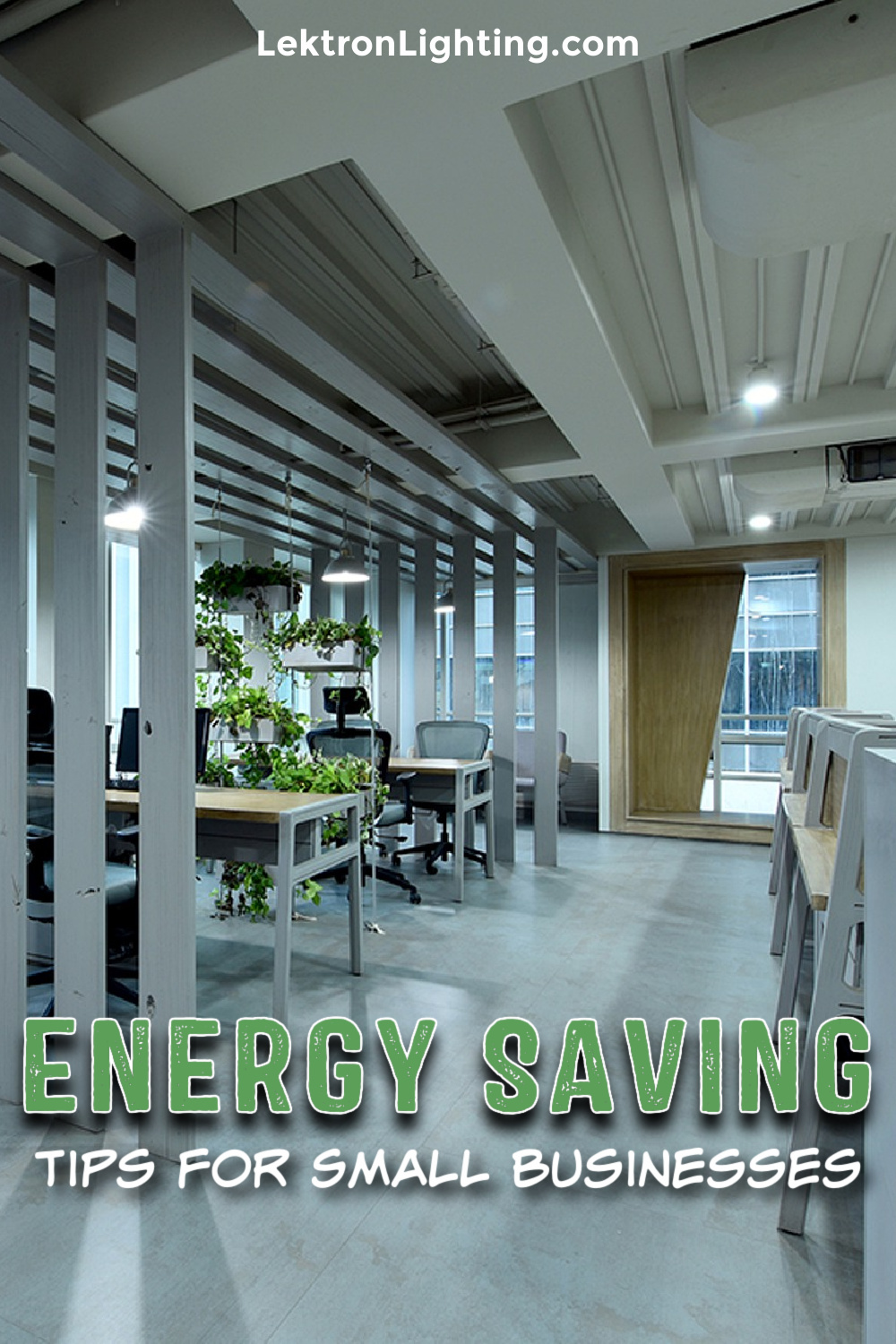 Energy saving products for your business will make enough of a difference in the bottom line to be more than worth it.