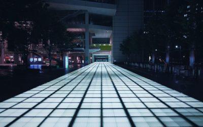 LED Floor Lights for Safety