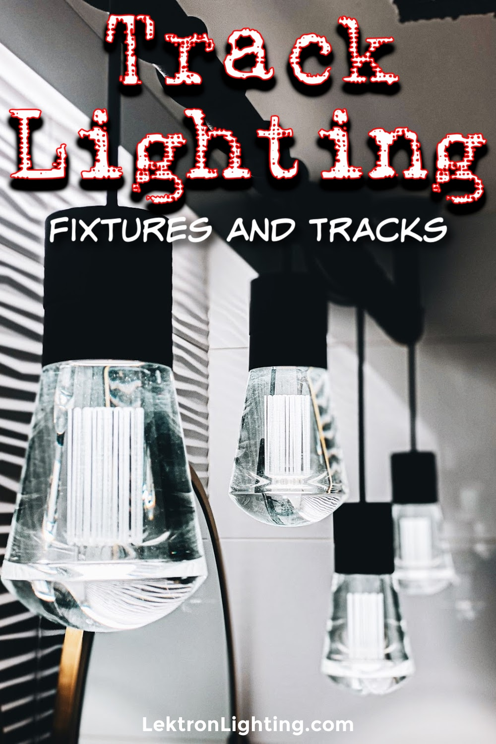 It is important to know what type of LED track lighting fixtures can be used before deciding against using track lighting at all.