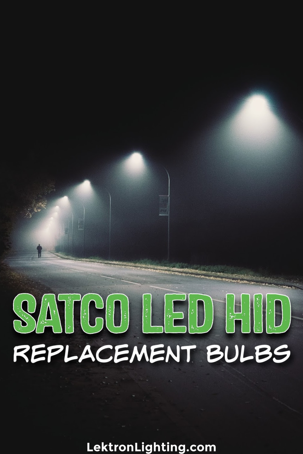 Satco LED HID replacement bulbs are a great way to drastically lower energy costs for businesses that utilize HID lighting.