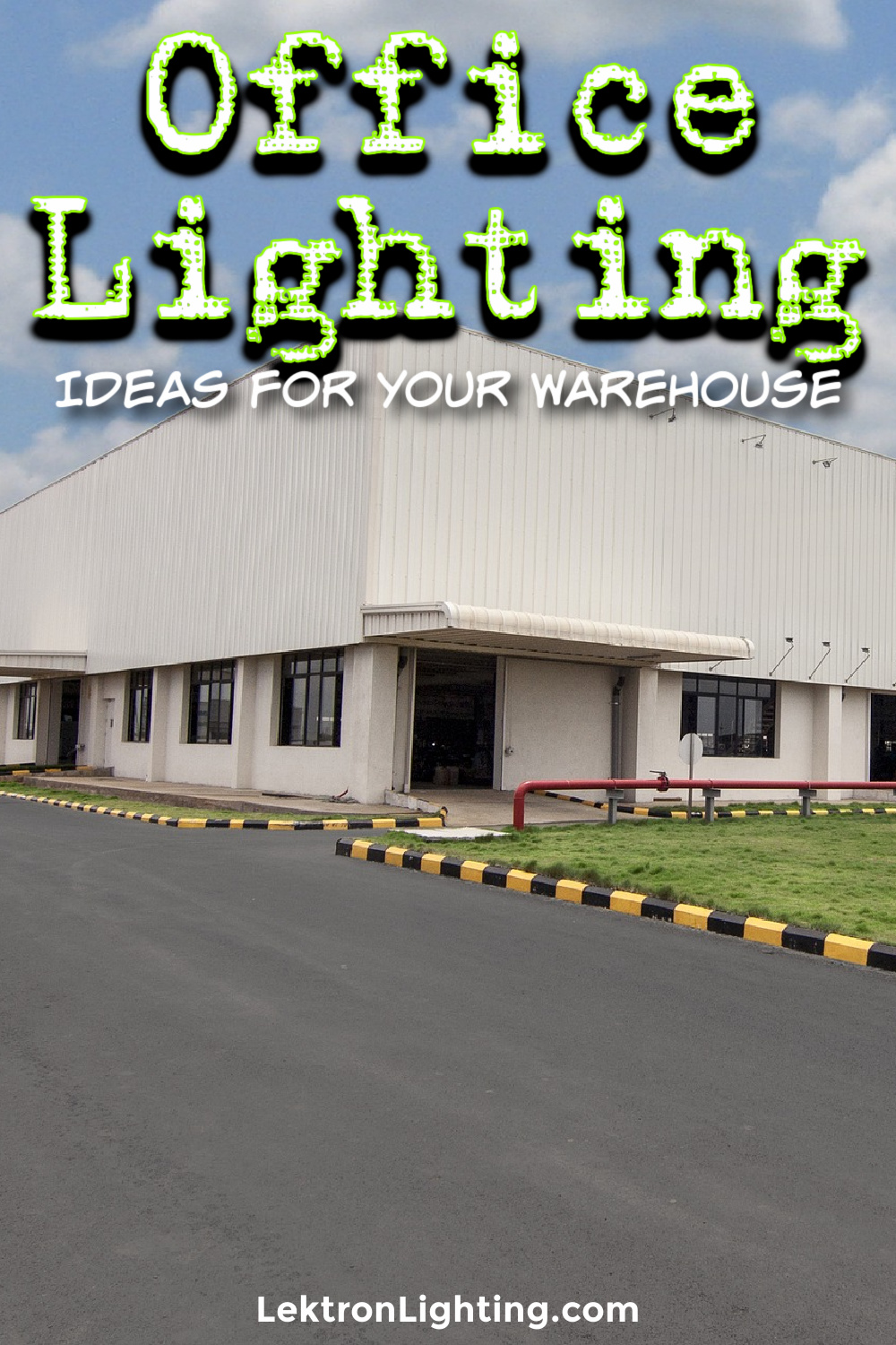 Office lighting ideas for your warehouse are just as important as lighting the warehouse itself, especially if there are savings involved.