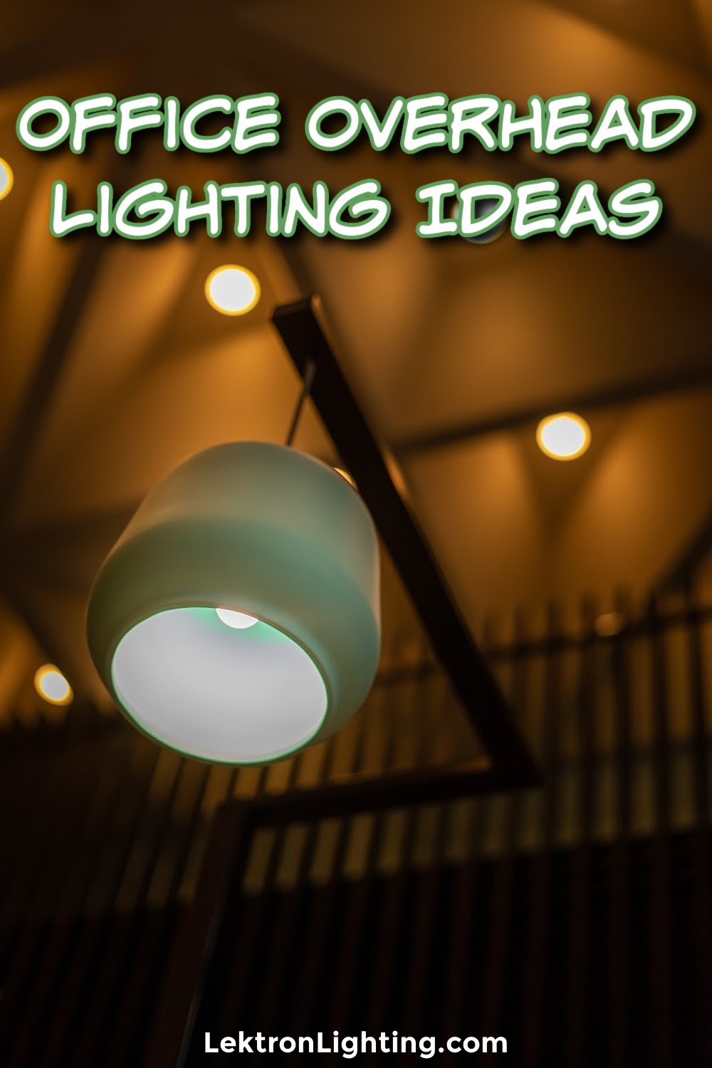 Office overhead lighting ideas can help you conserve energy in your warehouse and use that energy in better ways.